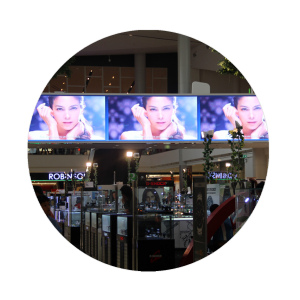 Indoor LED for Advertising