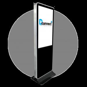Vertical Touch Screen Kiosk A