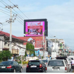 Outdoor LED Display หัวหิน
