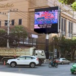 Outdoor LED Display BNO Group ป้ายทองหล่อ