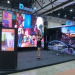 งานบูธ Sign Asia Expo & LED 2016