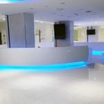 LED Indoor Strip Light อาคารทิพยประกันภัย พระราม3