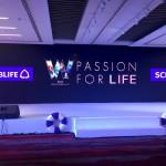 งานเช่าจอ LED - SCB Passion For Life