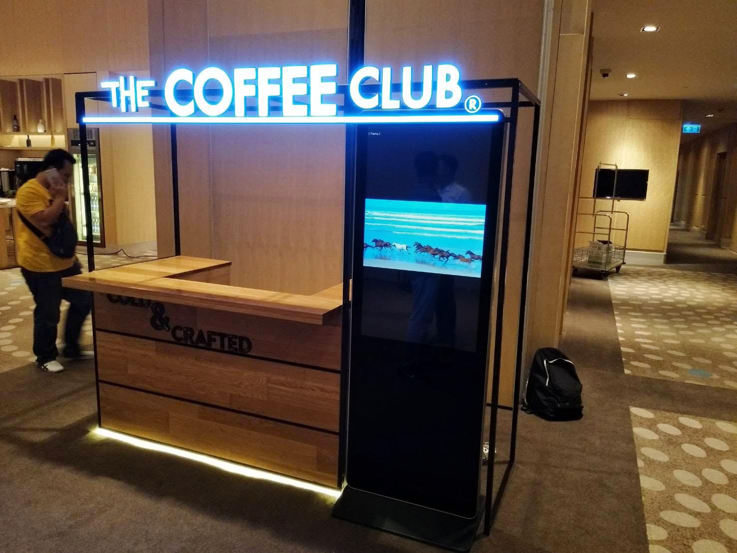 งานเช่า Kiosk 43'' The Coffee Club (Avani)