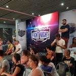 งานเช่าจอ LED - Fight Night 29 August (MBK)