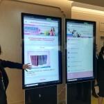 งานเช่าจอ Kiosk – กระทรวงพัฒนาสังคมและความมั่นคงของมนุษย์ งานเปิดตัว App Protect U 2019