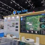 งานเช่าจอ LED - Blue Solar Roof 2019