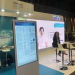 งานเช่าจอ Kiosk - International Epilepsy Congress 2019