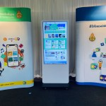 งานเช่า Kiosk – กระทรวงศึกษาธิการ (สพฐ.) งานเปิดตัวการอบรม OBEC Content